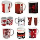 Official Football Club - LIVERPOOL MUGS Ceramic (Gift, Xmas, Present)