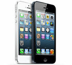 Apple iPhone 5 - 16GB 32GB 64GB - AT&T - Black - White - Excellent Condition