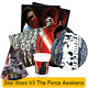 STAR WARS (The Force Awakens) PARTY RANGE (Decoration/Tableware)
