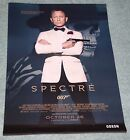 SPECTRE James Bond 007 A3 Film Poster