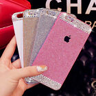 For Apple iPhone 6 Plus Rhinestone Crystal Glitter Bling Hard Phone Cover Case Y