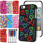 New Hard Back Cute Case Cover For APPLE iPhone 4 4S with Free Screen Protector