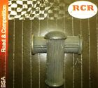 BSA BANTAM D7/ D10/ D14/ B175 RIDERS FOOTREST RUBBERS A PAIR!  -- B904