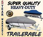 NEW+BOAT+COVER+EXCEL+18+DX+BOWRIDER+O%2FB+1994