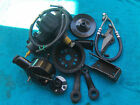 1964 1968 CHEVELLE POWER STEERING COMPLETE-SMALL BLOCK SHORT WATER PUMP