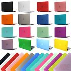 Rubberized Plastic Hard Shell Case Protective Cover for Macbook Pro 13 Retina
