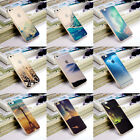 Ultra-Thin TPU Nature Scenery Pattern Cover Case Skin for iPhone 5S/6 /6 plus AS