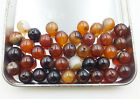 Natural Fantasy Gemstone Round Spacer Loose Beads 6mm 8mm 10mm 12 mm