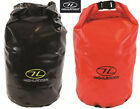 Highlander Dry Bag Ocean Pack Kayak Waterprrof Travel Black Red 16L 29L 44L New