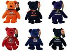 Ty NFL Collectible Beanie Baby Bear with Tags New