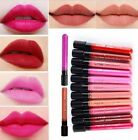 New Lip Gloss Makeup Lip Matte Lipstick Super Long Lasting Waterproof Liquid