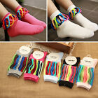 Multi-color Lantern Design Baby Kids Toddler High Knee Socks Stockings Cotton
