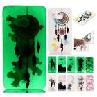 For Nokia Lumia 540 Fluorescence Clear Glow In The Dark Luminous TPU Case Cover