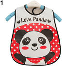 Baby Boy Girl Kids Bibs Waterproof Saliva Towel Cartoon Bib Feeding Bandana