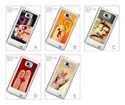 Fingers Lovers Love Couple Sweet Hard Back Case for Samsung Galaxy S2 i9100