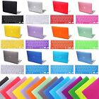 "Macbook Pro 13"" Inch Non-Retina Rubberized Plastic Cover Case + Keyboard Skin"