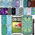 For LG Optimus L90 D405 D415 TPU SILICONE Rubber SKIN Soft Case Cover + Pen