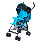 New Baby Stroller Compact Pushchair Toddler Lightweight Pram Foldable Buggy
