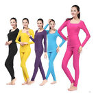 New Women's Winter Cycling Bike Sports Camping Hiking Thermal Underwear Clothing