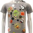 m296g Minute Mirth T-shirt Sz M Tattoo VTG LIMITED EDITION Zombie Werewolf Witch