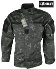 Mens Army Combat Tactical Military Shirt ACU Surplus New Jacket Top Smock BTP