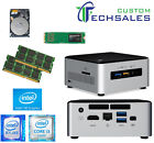 NEW Intel NUC NUC6i3SYH i3-6100U 250GB SSD 2TB Drive 32GB RAM Assembled/Tested