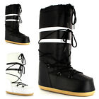 Womens Nylon Tall Classic Moon Mucker Ski Winter Snow Waterproof Rain Boots 5-10