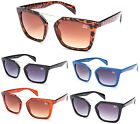 Retro Vintage Style Sunglasses Shades Round Colorful Frame IG9873 multi