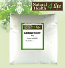 Kyпить Arrowroot Powder - Grade A+ Premium Quality/GMO Free/Thickener/ weights to 25kg  на еВаy.соm