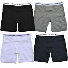 Tommy Hilfiger Underwear Mens Single Boxer Brief One Classic Solid Elastic Band