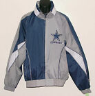 Vintage 90s DALLAS COWBOYS ProPLAYER Light JACKET Back PATCH NWT NEW Old Stock