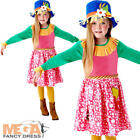 Mrs Scarecrow Girls Fancy Dress Wizard of Oz Book Week Day Kids Childs Costume
