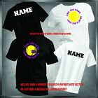 Softball Like Game, Love Player Add Name & Number T-Shirt Adult Sizes XS - 6XL