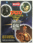 RARE 1996 STAR WARS WALKERS COLLECTORS FORCE AWAKENS PACK TAZO COMPLETE 50 SET