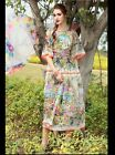 2016 spring occident new leisure Court refined printed soft dress SZ US 2 4 6 8