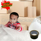 NEW 25 X LARGE Cardboard House Moving Removal Packing Boxes + BUBBLE + TAPE FREE