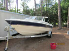 1995 Bayliner 19' Bowrider Trailer - Florida