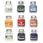 Yankee Candle 3.7oz Small Jars V2 Choose Your Scent. + FREE P&P