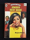 Johnny Next Door ~ MARGARET MALCOLM ~ Mills & Boon Vintage