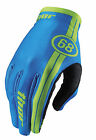 Thor Void 2016 Youth MX Gloves Course Blue/Green