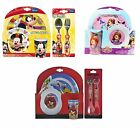 Boys & Girls Character TABLEWARE SETS - Plate/Cup/Bowl/Cutlery (Christmas/Gift)