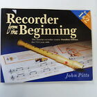 recorder RECORDER FROM THE BEGINNING omnibus Book 1+2, John Pitts
