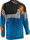 Thor Phase Topo MX/Offroad Jersey Blue