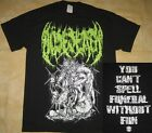 BÖSEDEATH - You Cant Spell Funeral Without Fun - T-Shirt (Acranius Chordotomy)