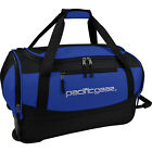 """Traveler's Choice Pacific Gear Gala 20"""" Carry-On Rolling Duffel NEW"""