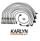 Ignition Spark Plug Wire Set Karlyn-STI Wires For Mercedes 84-85 500sec 500seL