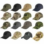 Condor TC Tactical Operator Baseball Style Military Hunting Hiking Patch Cap Hat