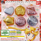 Bandai Bishoujo Senshi Sailor Moon Compact Make Up Beauty Mirror Gashapon Figure