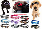 Внешний вид - DOG Goggles Doggles ILS SUNGLASSES UV NEW Eye Protection SELECT