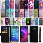 For Samsung Galaxy S6 Edge+ Plus G928 Magnetic Flip Wallet POUCH Case Cover +Pen